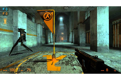 Half-Life 2: Capture The Flag 2.0 (Final) - Gameplay - YouTube