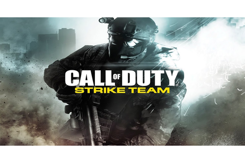 Download Game Offline: Call of Duty Strike Team Apk Obb ...