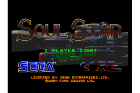 Play Soul Star Sega CD online | Play retro games online at ...