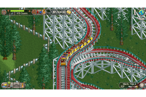 RollerCoaster Tycoon Classic review: A fun and faithful ...