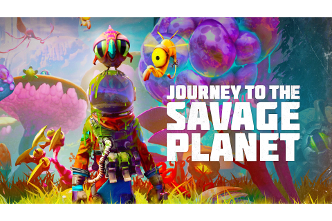 Journey to the Savage Planet Review – Metroid Prime Lifeline