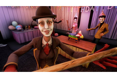 15 Minutes of We Happy Few Gameplay in 1080p - YouTube