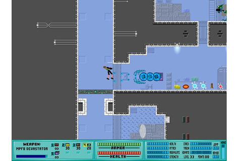 Indie Game – Iji | SeanSynthetic