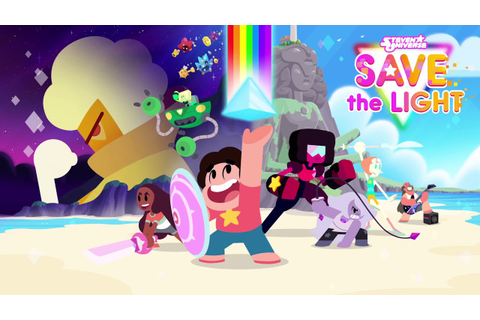 Steven Universe: Save The Light Launch Trailer - YouTube