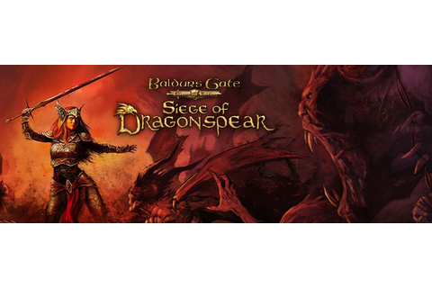 Baldur's Gate: Siege of Dragonspear Game Guide ...