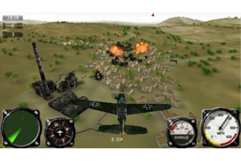 Air Conflicts: Aces of World War II Game | PSP - PlayStation