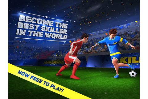 Download SkillTwins Football Game 2 on PC with BlueStacks