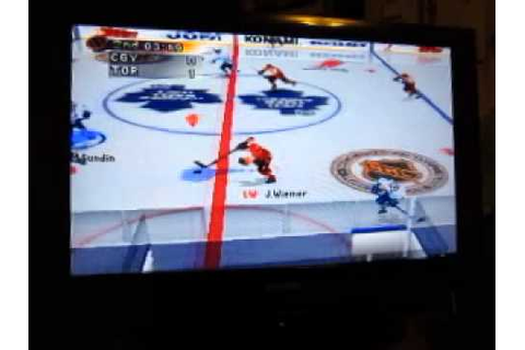 NHL Blades Of Steel 99 Nintendo 64 Game - YouTube