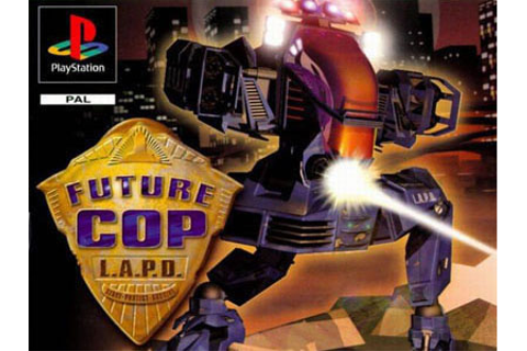 Future Cop L.A.P.D. (PSone Classics) Review for ...