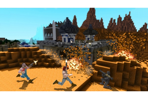 Blockstorm is Available Now on Steam Early Access | MMOHuts