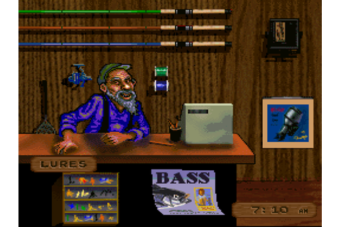 Bass Masters Classic Pro Edition Game Download for PC ...