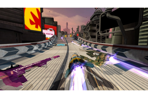 Rumour: Studio Liverpool Was Working on WipEout for PS4 ...