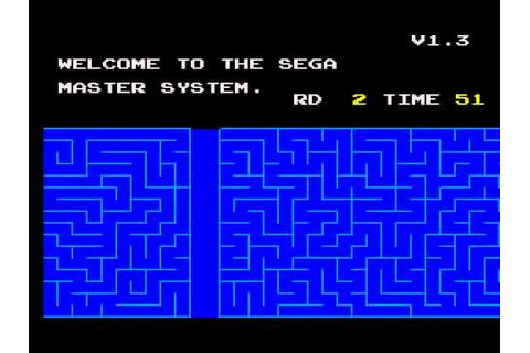Snail Maze Game - Sega Master System - YouTube