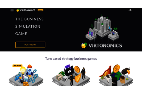 virtonomics.com - Virtonomics - Best free busine ...