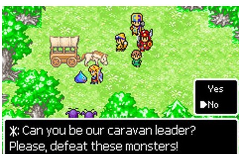 Dragon Quest Monsters Caravan Heart GBA ROM (English ...