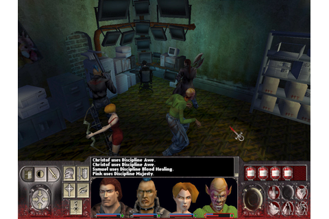 Vampire: The Masquerade - Redemption Screenshots for ...