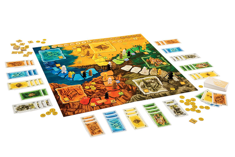 Lost Cities: The Board Game | Across the Board Game Cafe