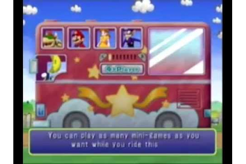 Mario Party 6 Mini Game Tour - YouTube