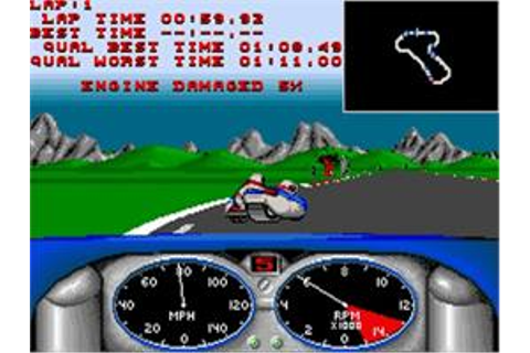 Combo Racer - Commodore Amiga - Games Database