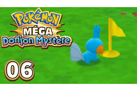 POKEMON MEGA DONJON MYSTERE #06 - Le Drapeau ! - YouTube