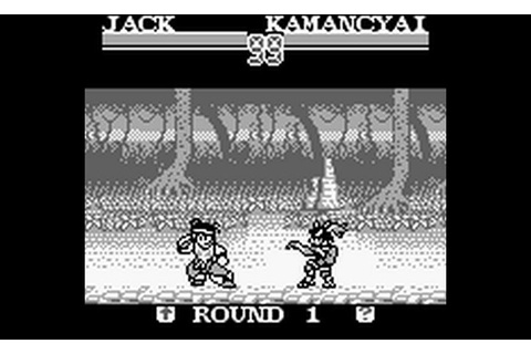 Play Super Chinese Fighter GB (Japan) • Game Boy GamePhD