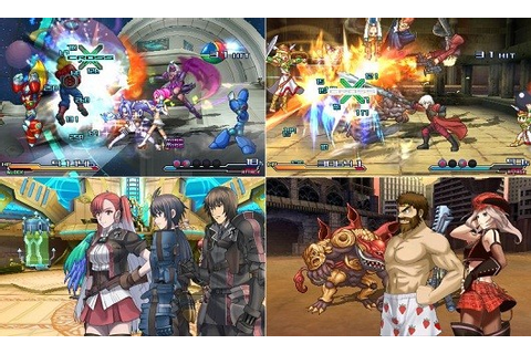 Project X Zone releasing today for the Nintendo 3DS - JGGH ...