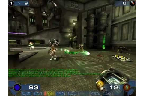Unreal Tournament 2003.Es (Game play) - YouTube