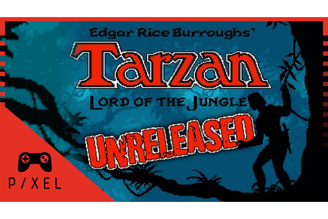 Tarzan: Lord of the Jungle (SNES Unreleased Game) | It's ...