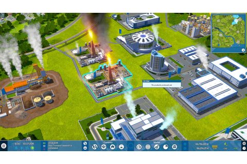 INDUSTRY MANAGER: Future Technologies [Steam CD Key] for ...