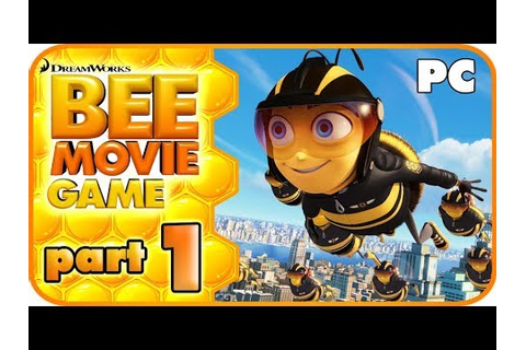 Bee Movie Game Walkthrough Part 1 (PC, PS2, X360) No ...