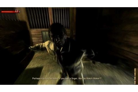 Talking Games: Story of Condemned: Criminal Origins HD ...