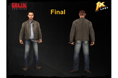 Ghajini - The Game Development