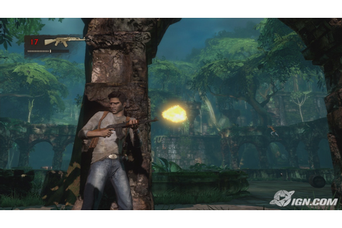 Game Review: Uncharted: Drake's Fortune