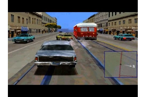 Driver Game Review (1999) (PS1) - YouTube