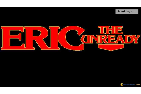 Eric the Unready gameplay (PC Game, 1993) - YouTube