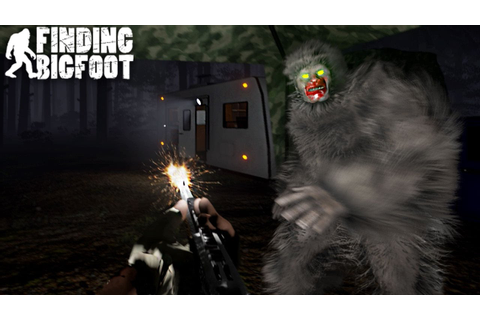 Finding BigFoot - NO MORE - YouTube