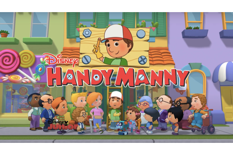 Handy Manny | Disney Wiki | Fandom powered by Wikia