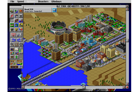 SimCity 2000 :: Gallery :: DJ OldGames