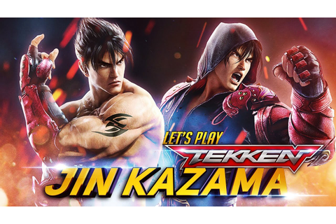 TEKKEN MOBILE | JIN KAZAMA 2 & 3 STAR Gameplay Showcase ...