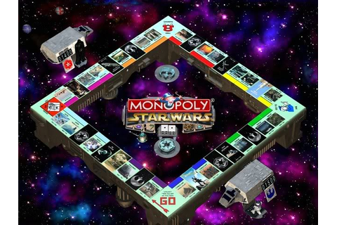 Download Free Game Monopoly Star Wars