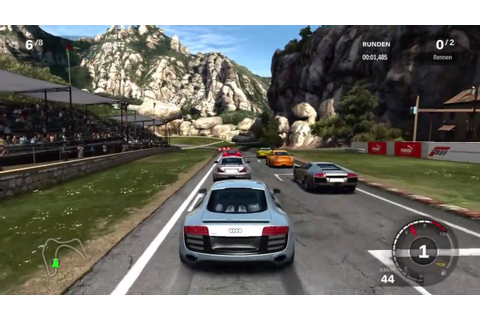 Forza Motorsport 3 (Gameplay) - YouTube