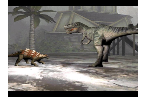 Scan Command: Jurassic Park Download (2001 Educational Game)