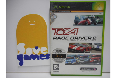 Toca Race Driver 2 - Save Games