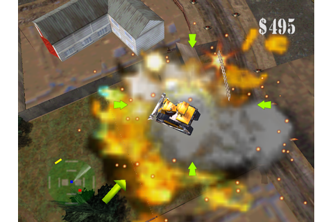 Blast Corps Download Game | GameFabrique