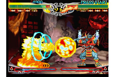 Darkstalkers 3 Review for PlayStation (1998) - Defunct Games