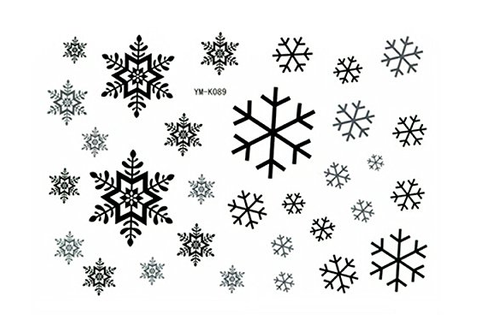 Snowflake Tattoo Game images