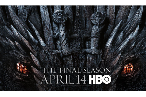 Game of Thrones Season 8 Poster Features a Dragon Vying ...