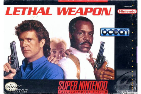 Lethal Weapon (video game)/Gallery | Lethal Weapon Wiki ...