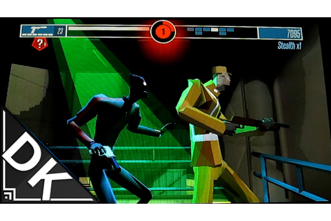 CounterSpy - PS Vita gameplay - YouTube