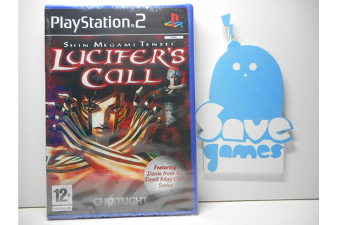 Shin Megami Tensei Lucifer's Call - Save Games